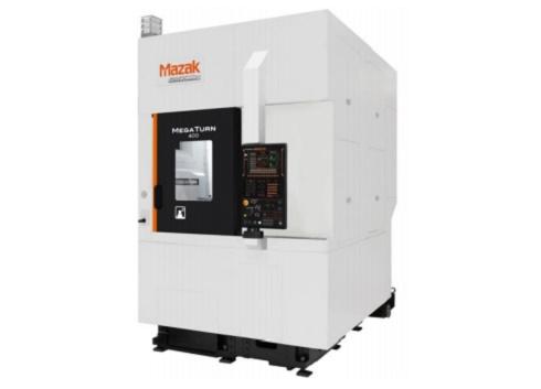 立形CNC旋盤「MEGA TURN 400」