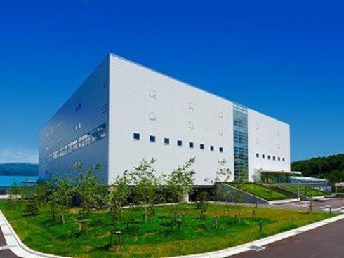 長野事業所・茅野工場の外観 出典:ディスコ