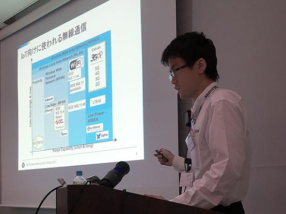 テクトロニクス/ケースレーインスツルメンツ アプリケーション・エンジニアの鹿取俊介氏