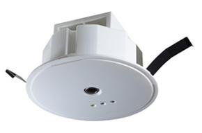 オムロンと日建設計が共同開発したサーモパイル型人感センサー