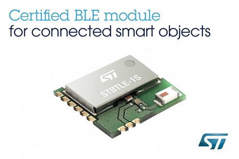 BLEモジュール「SPBTLE-1S」