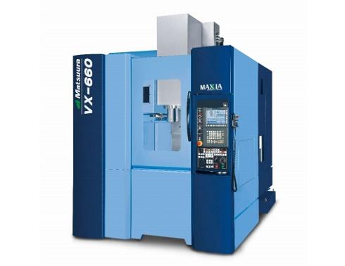 立形マシニングセンタ「VX-660」