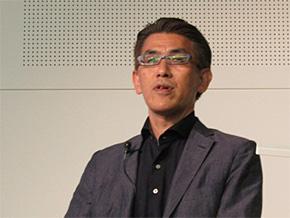 日立製作所 グローバル事業推進本部 企画部 主管の加藤兼司氏