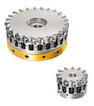 高能率アルミニウム合金仕上げ正面削りカッター「FMAX」