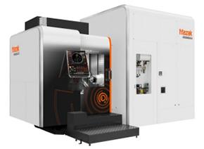同時5軸横形マシニングセンタ「HCR-5000S」
