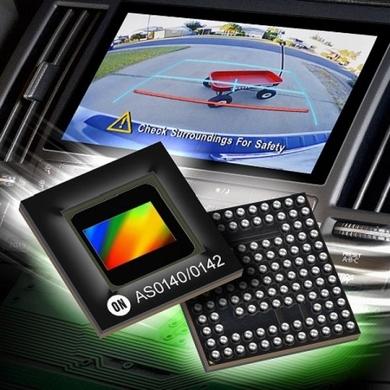 CMOSイメージセンサー「AS0140」「AS0142」