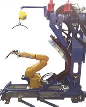 「ARCMAN A30S」とロボットキャリー