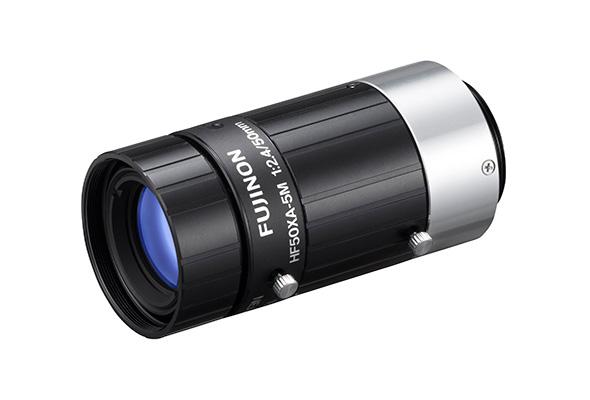 マシンビジョンカメラ用レンズ「FUJINON HF50XA-5M」
