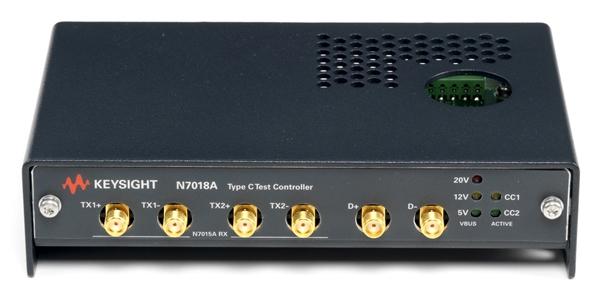 Type-Cテストコントローラー「N7018A」