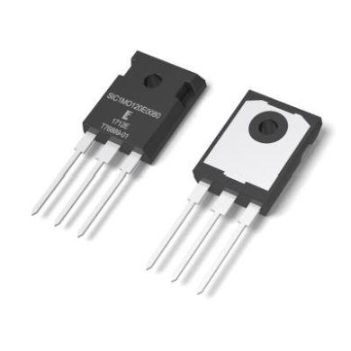 SiC MOSFET「LSIC1MO120E0080」シリーズ