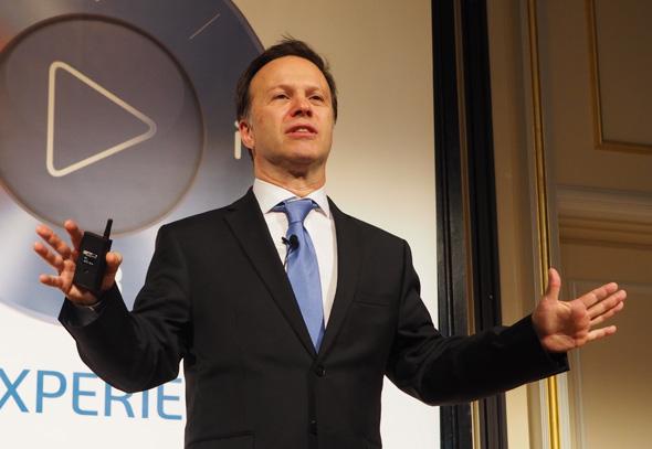 SOLIDWORKS ブランド CEOのジャン・パオロ・バッシ氏