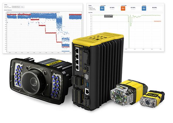 「Cognex Explorer Real Time Monitoring」