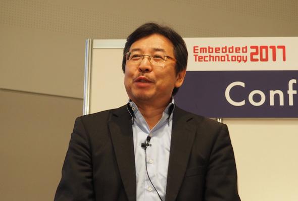 シーメンス 代表取締役社長兼CEOの藤田研一氏