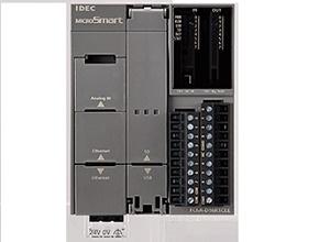 プログラマブルロジックコントローラー「FC6A形Plus」 出典:IDEC