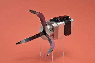 電動3爪ロボットハンド 出典:シナノケンシ