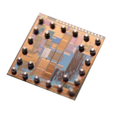 8×8ピクセルToF方式の新世代センサー「epc611」