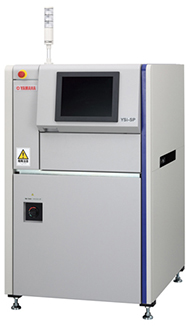 3D高速はんだ印刷検査装置「YSi-SP」 出典:ヤマハ発動機