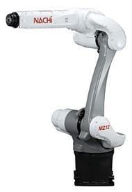小型ロボット「MZ12」 出典:不二越