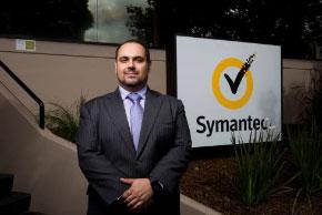 シマンテックのNick Savvides氏(太平洋地域および日本担当最高技術責任者