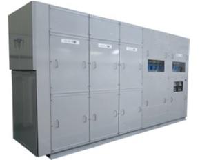 IGBT搭載高周波溶接機用電源 出典:明電舎