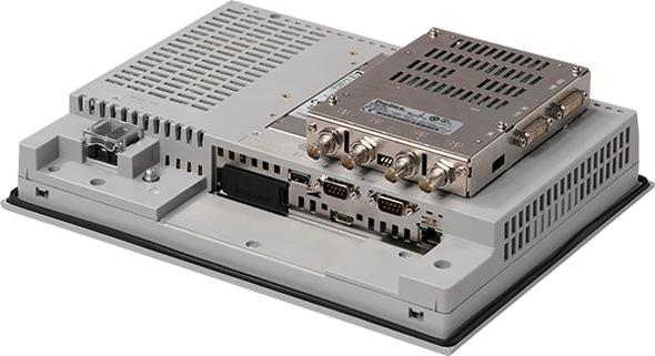 「GP4000」シリーズの画像ユニット拡張用モデル 出典:シュナイダーエレクトリックホールディングス