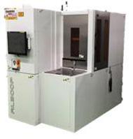 レーザーパターニング装置「AL300P」(東京精密製)
