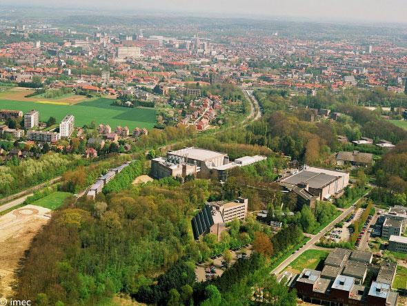 ベルギーにあるimecの研究施設 出典:imec