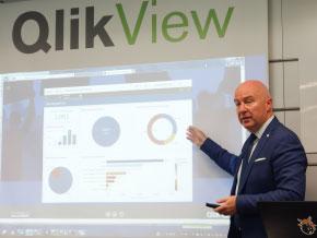 Qlik Technologiesのポール・マクリーン氏(アジア太平洋地域 データリテラシーシード)