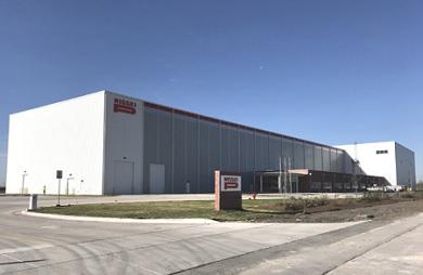 米国テキサス工場の外観 出典:日精樹脂工業
