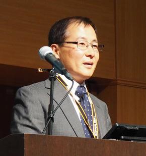 ラティス・テクノロジー 代表取締役社長 鳥谷浩志氏