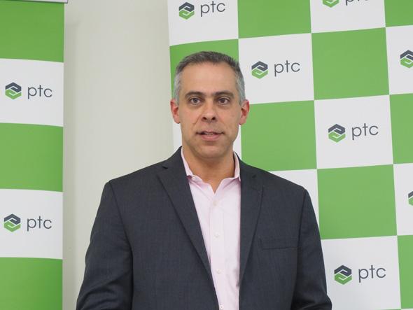 米PTC CADセグメント担当 シニアバイスプレジデントのブライアン・トンプソン氏