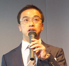 リンクス 代表取締役の村上慶氏