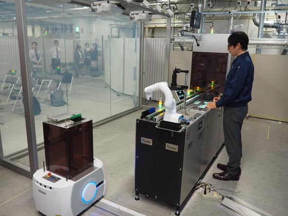 NEC DX Factoryが実現する次世代製造ライン