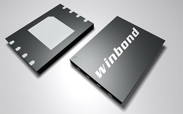 組み込みシステム向けに開発されたウィンボンドのシリアルNANDフラッシュメモリ「W25N01GVZEIT」