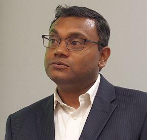 NVIDIA ソーマ・ヴェラユサム(Soma Velayutham)氏