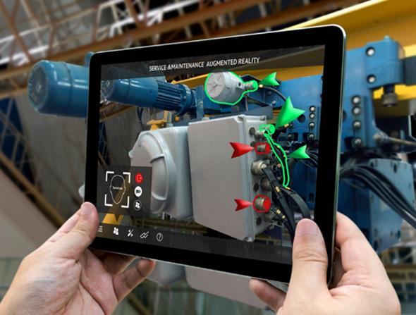 近年、ビデオチャットと拡張技術を融合させたタイプのソリューションも登場