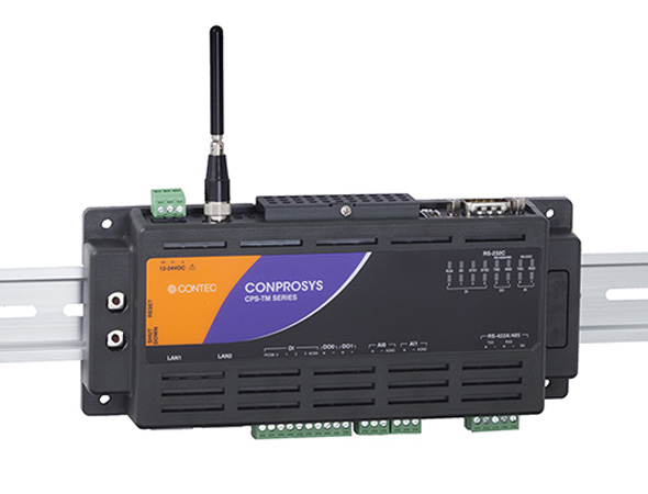 CONPROSYS テレメータシリーズ「CPS-TM341GMB-ADSC1-931」