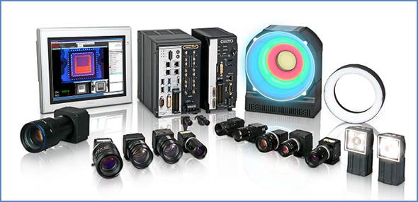 画像処理システム「FHシリーズ」 出典:オムロン