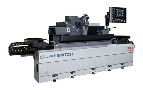 CNC円筒研削盤「GL4i-SWITCH」 出典:ジェイテクト