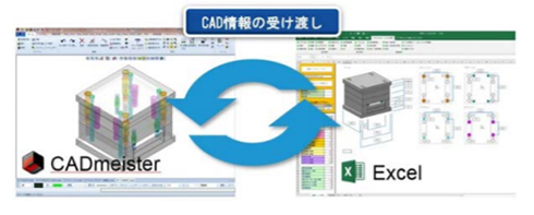Excel連携機能 出典:日本ユニシス・エクセリューションズ