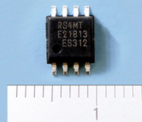 「MB85RS4MT」のパッケージ