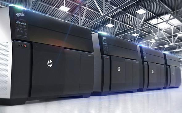 金属3Dプリンティングテクノロジー「HP Metal Jet」