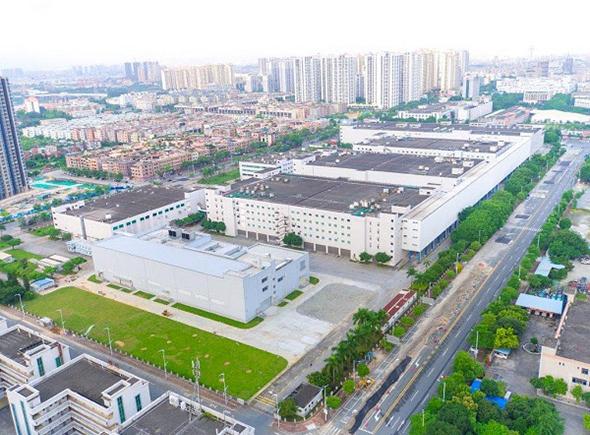 新OPCドラム工場 出典:京セラドキュメントソリューションズ