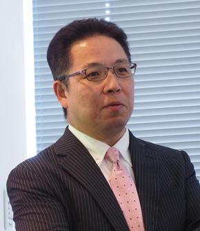 ソリッドワークス・ジャパン マーケティング部 田口博之氏