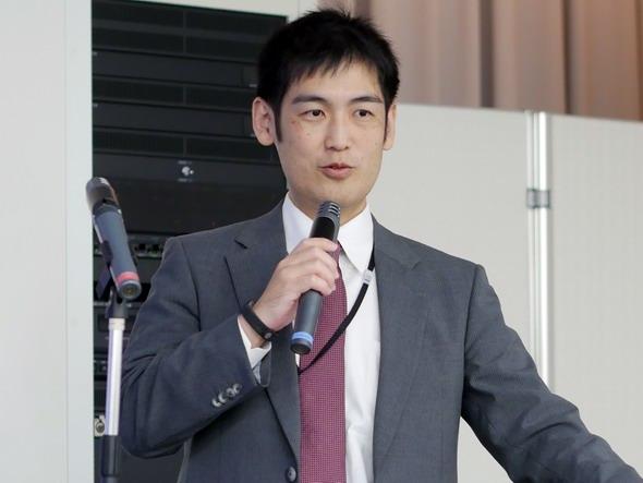 経済産業省 製造産業局 産業機械課 課長補佐の長谷川洋氏