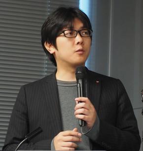 トレジャーデータ(Treasure Data)の創業者の1人である太田一樹氏