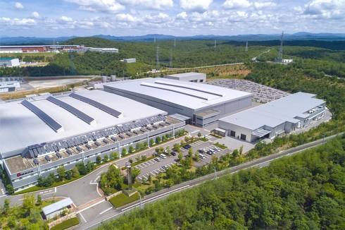 土岐事業所 第2工場のイメージ(1)