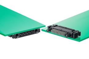 1.25mmピッチ基板対基板用フローティングコネクター「SlimStack FSR1シリーズ」