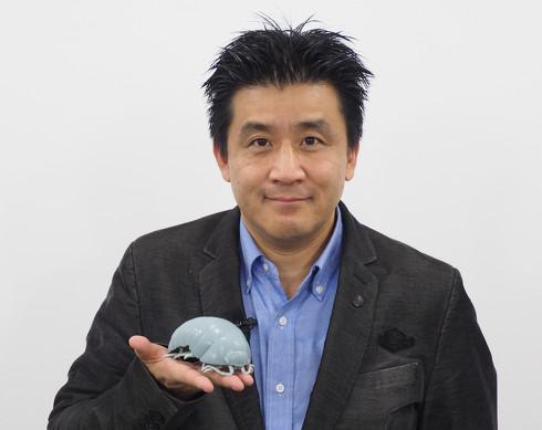 バンダイ ベンダー事業部 企画・開発第二チーム アシスタントマネージャーの誉田恒之氏
