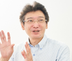 NEC AIプラットフォーム事業部 マネージャーの安田昌生氏